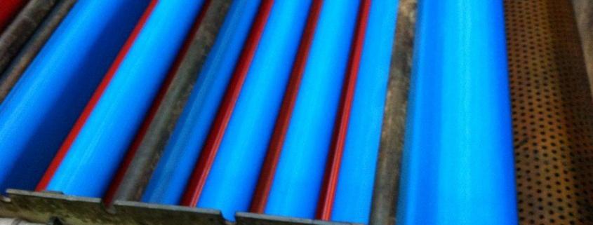 Spiraalband met vuldraden (type 15/50)
